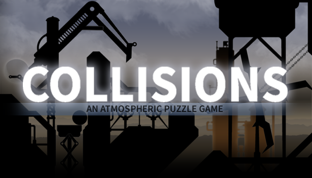 Collisions, an atmospheric puzzle game