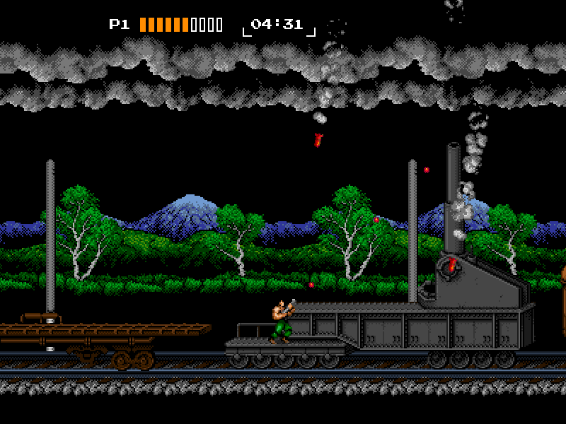 Click to view 8-Bit Commando 1.0 screenshot